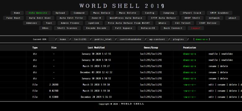 World Shell İndir