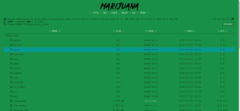 Marijuana Shell İndir